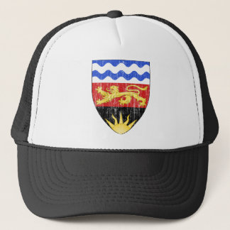 Malawi Coat Of Arms Trucker Hat
