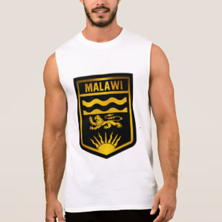 Malawi Emblem Sleeveless Shirt