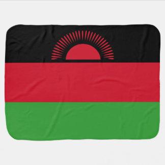 Malawi Flag Baby Blanket
