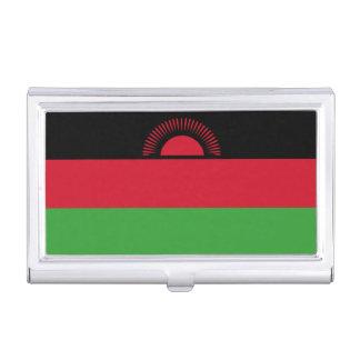 Malawi Flag Business Card Holder