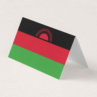 Malawi Flag Card
