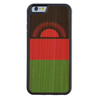 Malawi Flag Cherry iPhone 6 Bumper Case