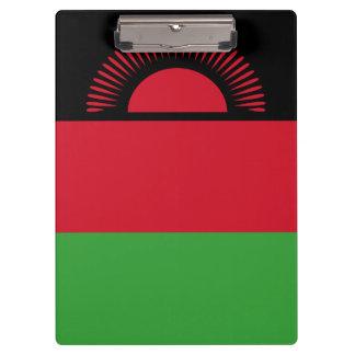 Malawi Flag Clipboard