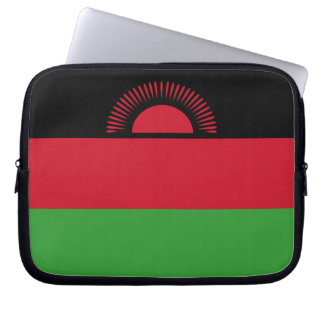 Malawi Flag Computer Sleeves