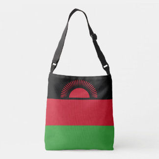 Malawi Flag Crossbody Bag