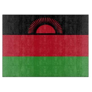Malawi Flag Cutting Board