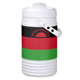 Malawi Flag Drinks Cooler