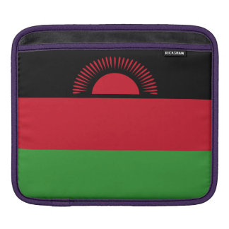 Malawi Flag iPad Sleeve