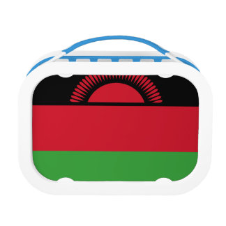 Malawi Flag Lunch Box