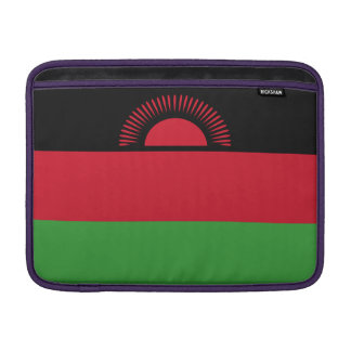 Malawi Flag MacBook Sleeve