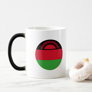 Malawi Flag Magic Mug