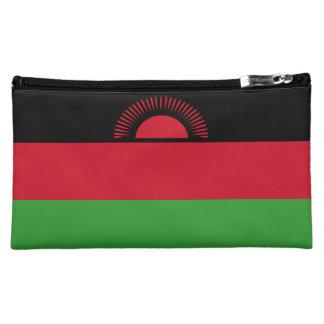 Malawi Flag Makeup Bag