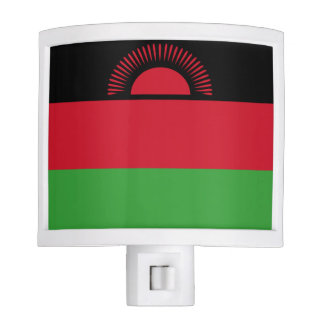 Malawi Flag Night Lite