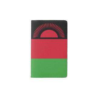 Malawi Flag Pocket Moleskine Notebook