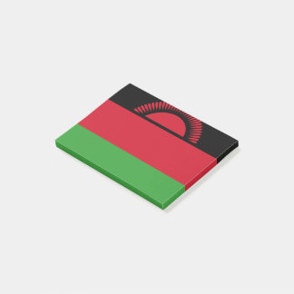 Malawi Flag Post-it Notes