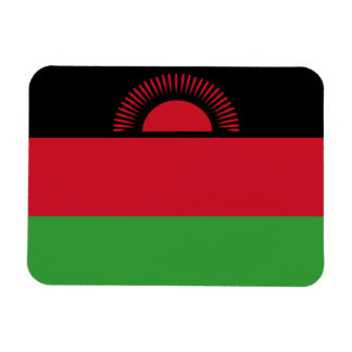 Malawi Flag Rectangular Photo Magnet