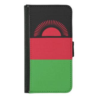 Malawi Flag Samsung Galaxy S5 Wallet Case
