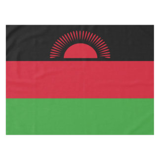 Malawi Flag Tablecloth