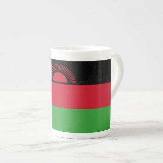 Malawi Flag Tea Cup