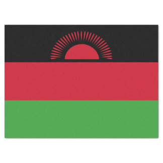 Malawi Flag Tissue Paper