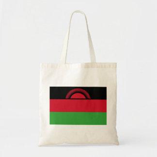 Malawi Flag Tote Bag