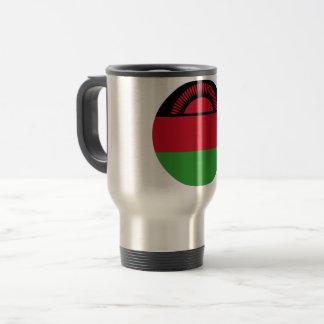 Malawi Flag Travel Mug