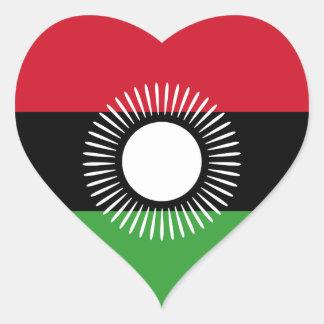malawi former heart sticker