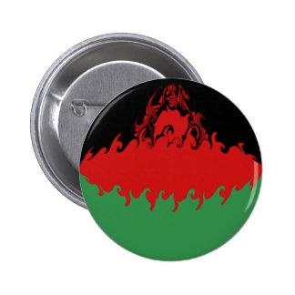 Malawi Gnarly Flag Button