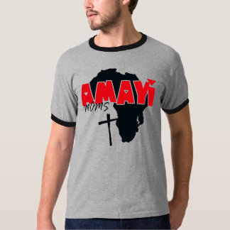 Malawi Kids - Official Logo Ringer T-Shirt
