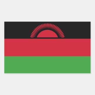 Malawi/Malawian Flag Sticker