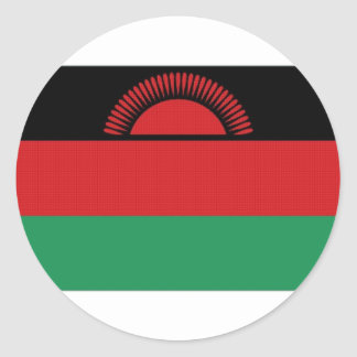 Malawi National Flag Stickers