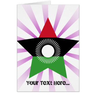 Malawi Star Card