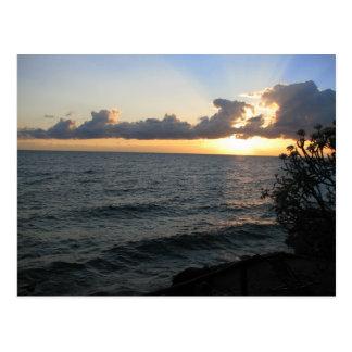 Malawi Sunrise Postcard