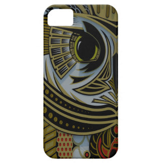 Malay Fish Owl iPhone 5 Covers