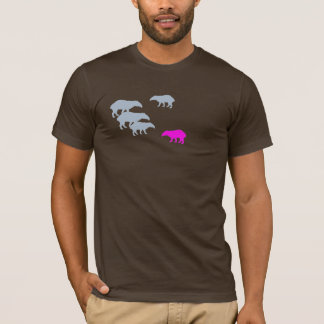 Malayan Tapir!  YOU NEED THIS!!! T-Shirt