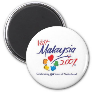 Malaysia 2007 Magnet