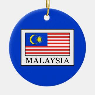 Malaysia Ceramic Ornament