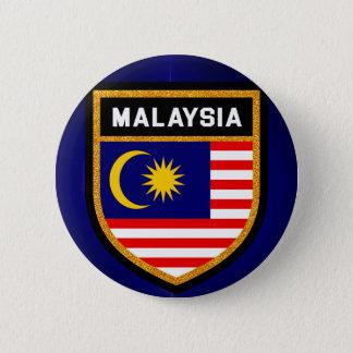 Malaysia Flag 2 Inch Round Button
