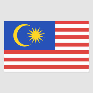 Malaysia Flag Sticker