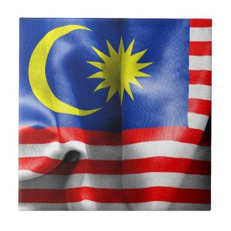 Malaysia Flag Tiles