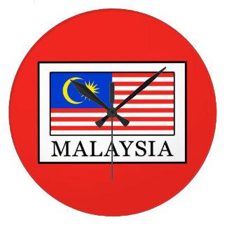 Malaysia Large Clock