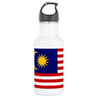Malaysia National World Flag 532 Ml Water Bottle
