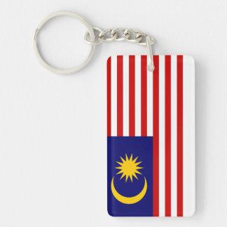 Malaysia National World Flag Keychain