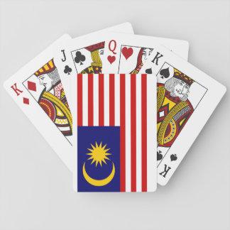 Malaysia National World Flag Playing Cards