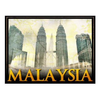 Malaysia Postcard