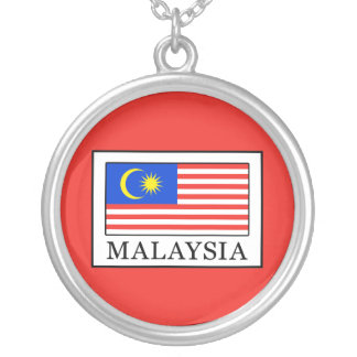 Malaysia Silver Plated Necklace