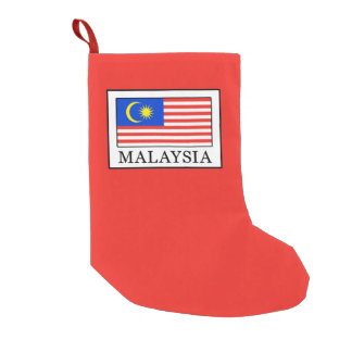 Malaysia Small Christmas Stocking