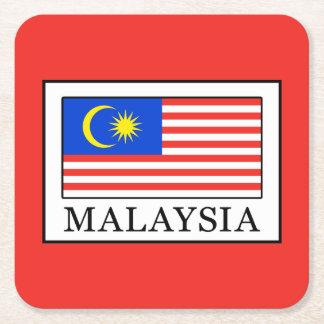Malaysia Square Paper Coaster