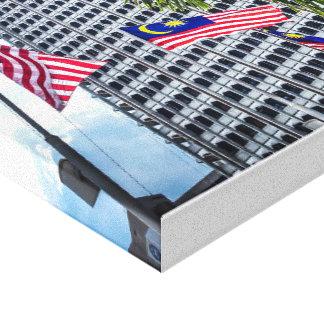 Malaysia wall print