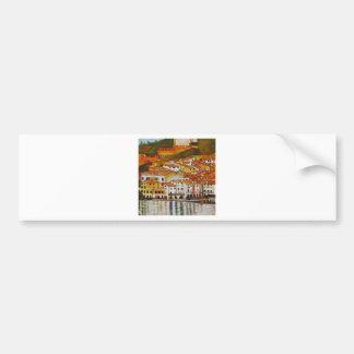 Malcesine on Lake Garda cute Bumper Sticker